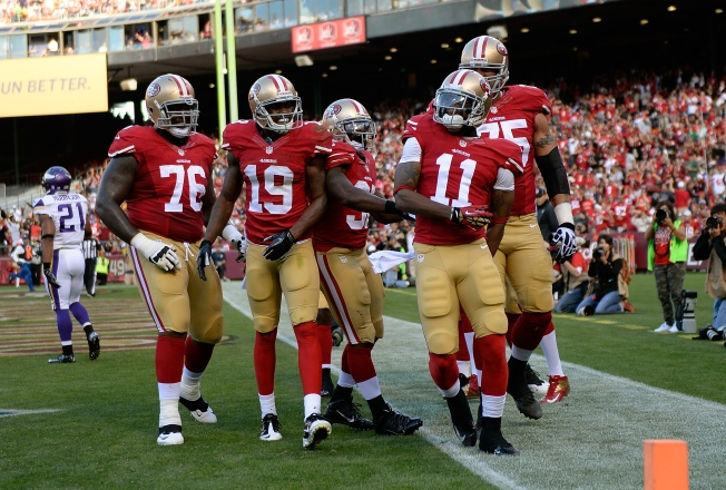 It Appears 49ers Have Found a Receiver