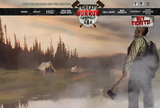 """Got Horror? """"Great Horror Campout"""" Promises Real-Life Slasher Experience"""