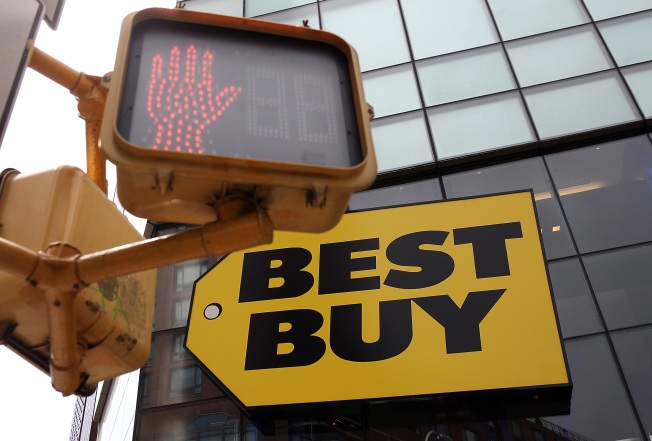 Best Buy to Close 50 Stores