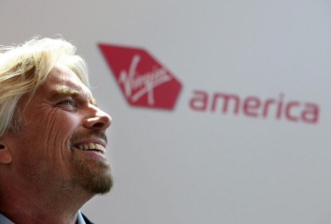 Virgin America Tries to Make Flying Fun