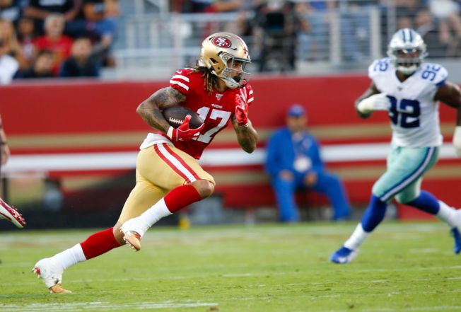 Niners Excited by What They See From Thundering Hurd