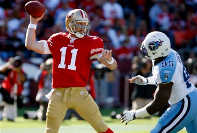 49ers Losing Skid Hits Four Games