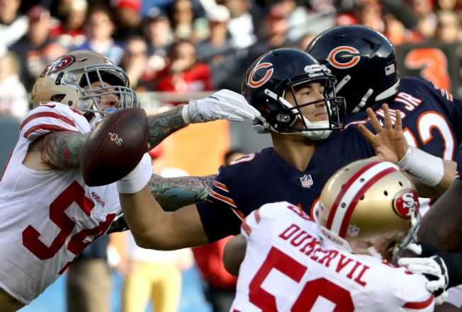 Niners Re-Sign Cassius Marsh for Two More Years