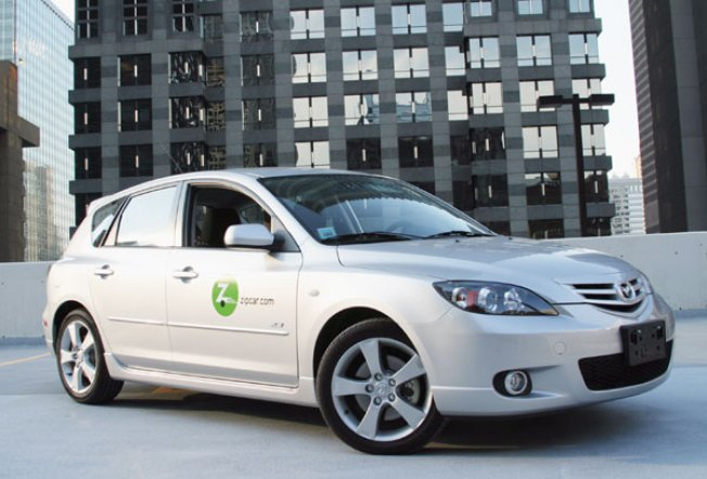Company Turns Your Car Into Timeshare