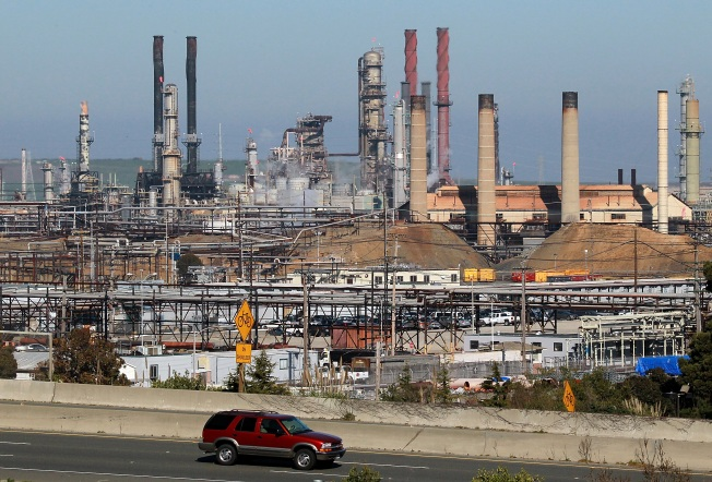 Richmond Prepares To Lawyer Up After Chevron Refinery Fire