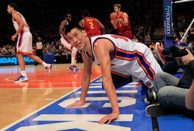 Lin-surgery! Jeremy Lin Done for Season