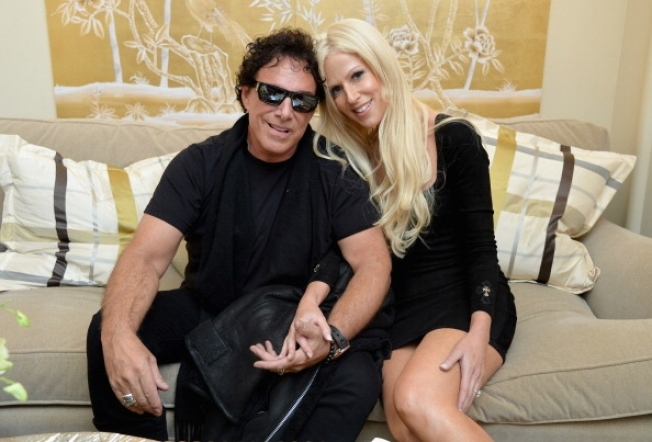 Journey Guitarist's Reality TV Wedding Causes Stir in Marina