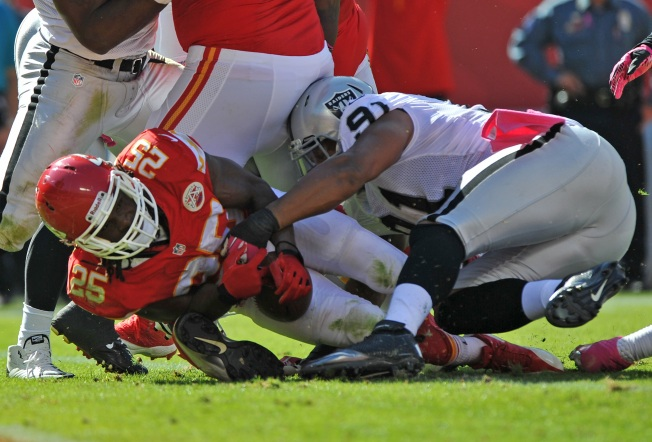Raiders' Worn-Down Defense Will be Tested