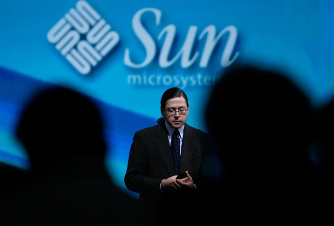 Sun Microsystems CEO Set to Quit: Report