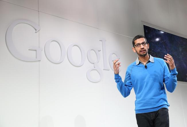 Google Reorg: Sundar Pichai Becomes Head of Products