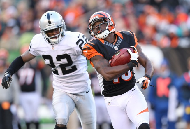 New Cornerback Jones Faces Long Odds With Raiders