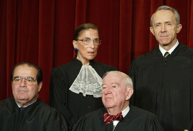 Supreme Court Justice Holds Court in San Francisco