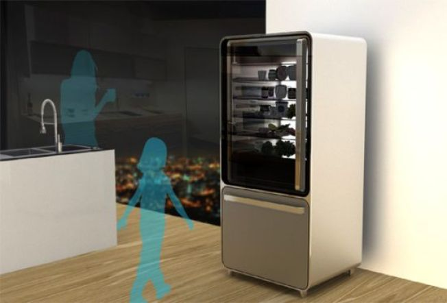 Smart Fridge Comes Up With Recipes Based on What's Inside