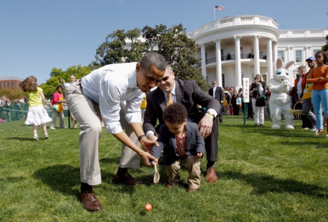 White House Easter Egg Roll Lottery Begins