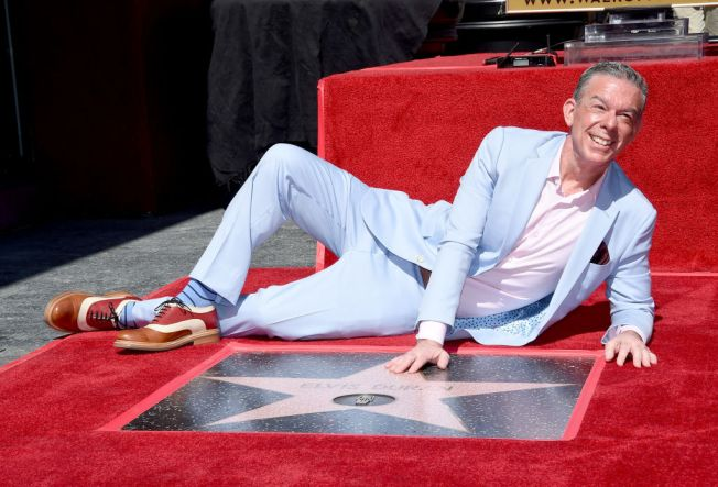 Elvis Duran Receives Star on Hollywood Walk of Fame
