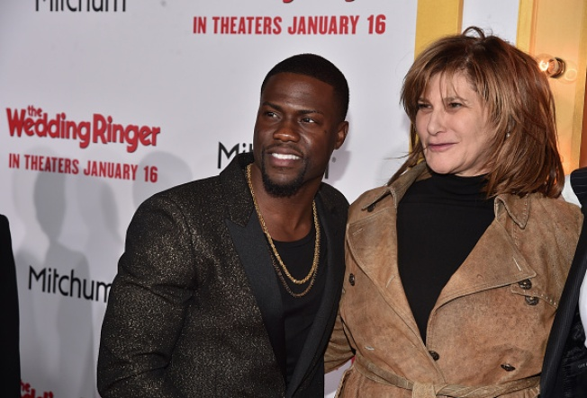 Ex-Sony Chief Amy Pascal Acknowledges she Was Fired at SF Event