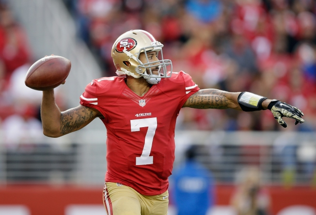 photograph relating to 49ers Printable Schedule titled San Francisco 49ers 2015 Agenda Unveiled - NBC Bay Nearby
