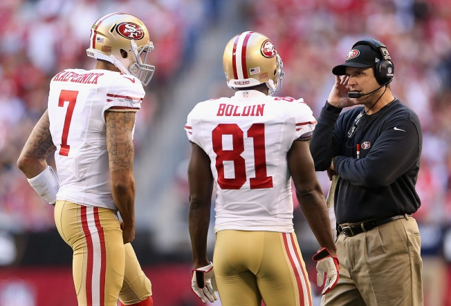 Future May Be Now for Harbaugh's 49ers