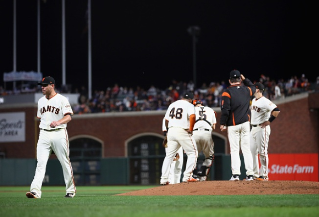 Another Night, Another Dodgers Ace Shuts Down Giants