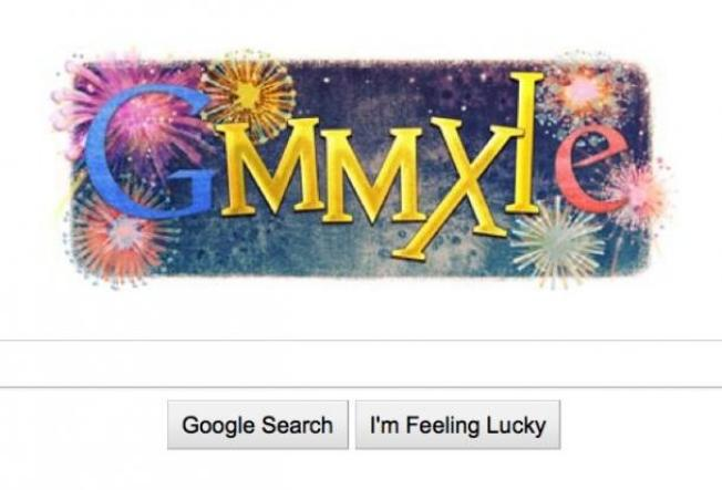 Google Goes Roman for the New Year