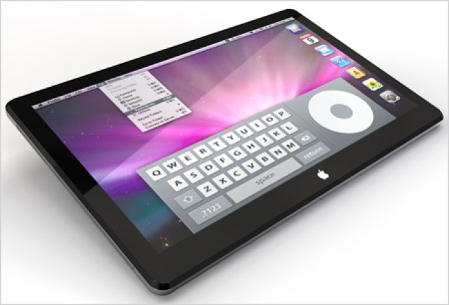 After CES, the Apple Tablet Rumors Ramp Up