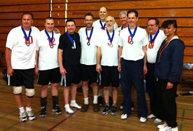 Volunteer at the 2013 Bay Area Senior Games!