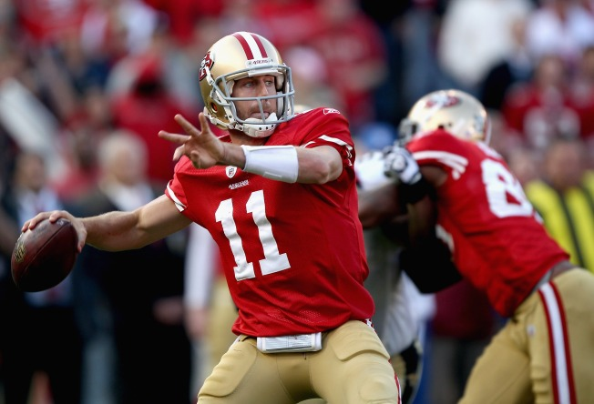 Niners' Passing Game Should Operate at Higher Speed in 2012
