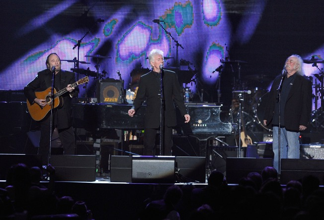 Live: Crosby, Stills and Nash, Easy Star All-Stars