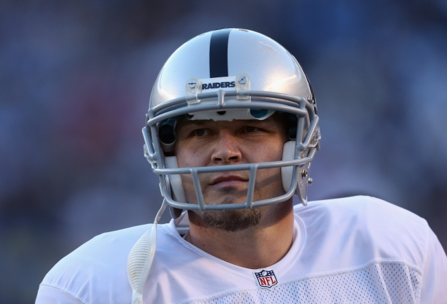Raiders Hoping for a Better Janikowski in 2014