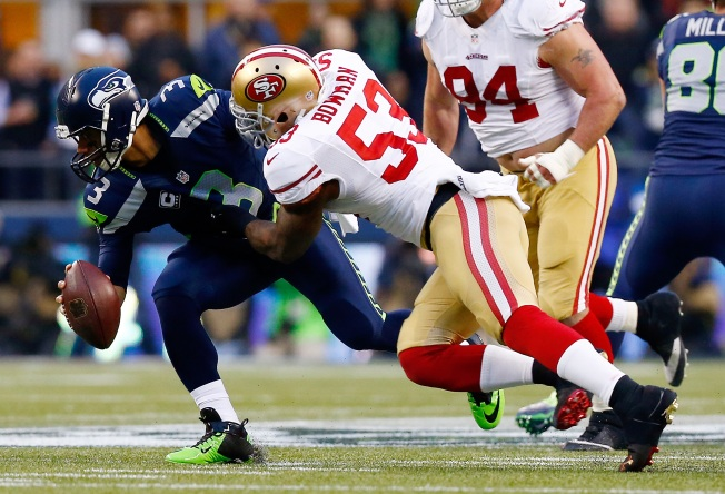 Late-Season Matchups vs. Seahawks a Blessing for 49ers