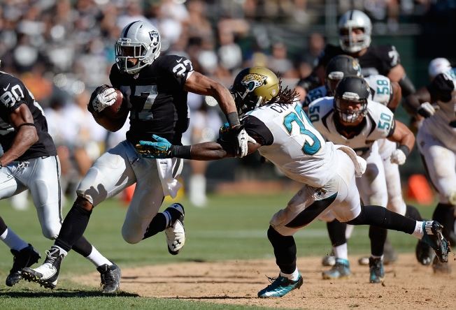 Raiders' Jennings Has Played Special Role