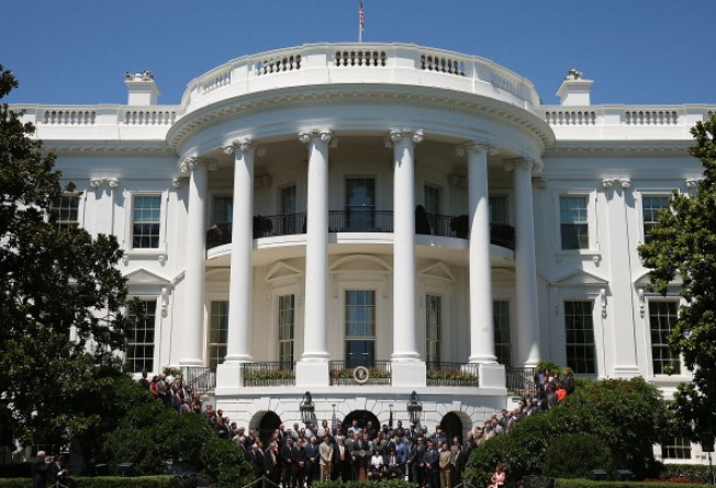 Twitter Reaction: #SFgiants Visit the White House