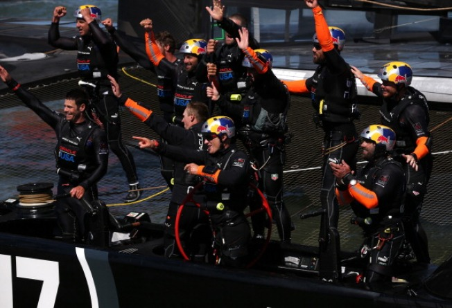 WATCH REPLAY: America's Cup Final Race