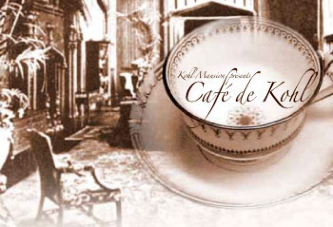 The 10th Annual Café de Kohl