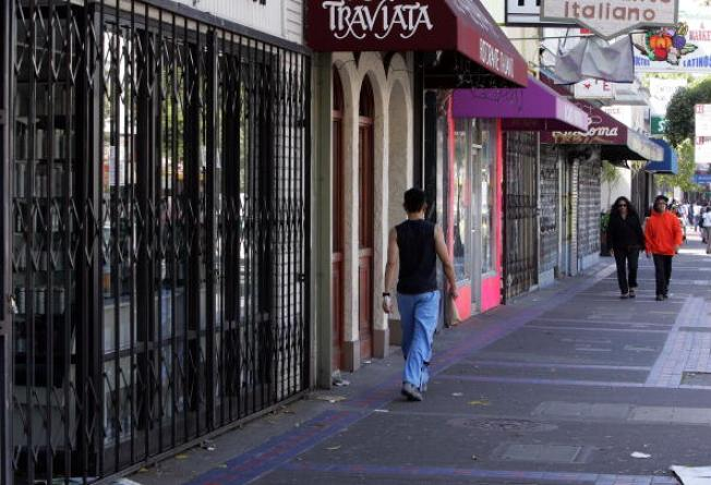 The Mission District is Losing its Latino Population: Report