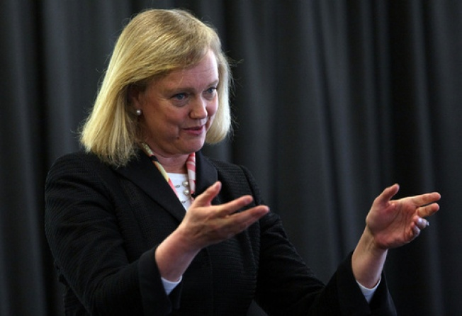 Meg Whitman Makes Gov. Bid Official