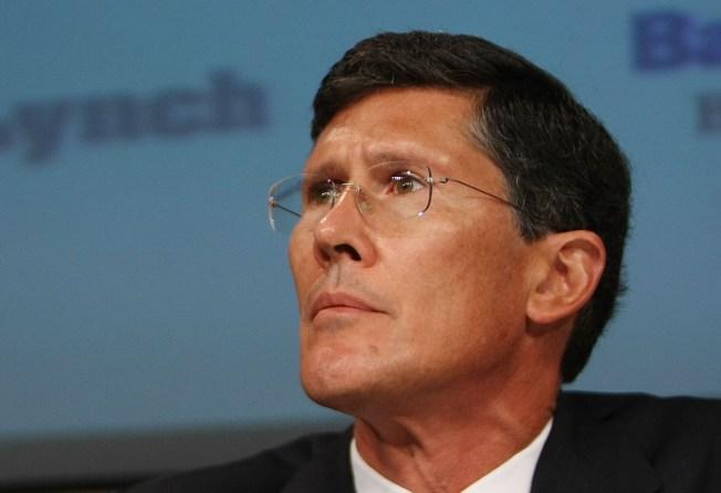 Merrill Boss Canned From Million-Dollar Office