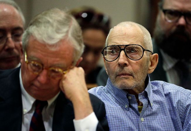 DA to Air More Evidence in Robert Durst Murder Case
