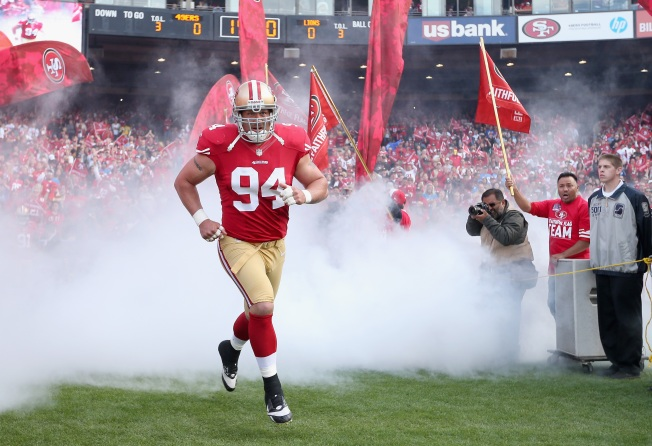One Question Answered: Justin Smith is Good to Go