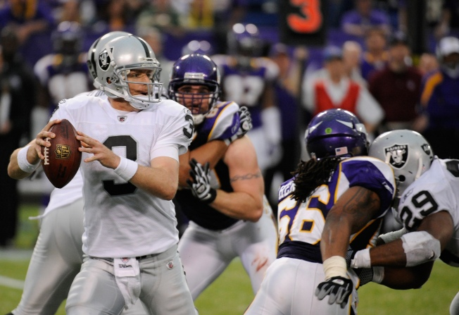 Raiders Can't Get Soft in 2nd Half