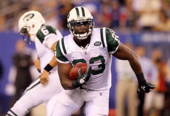 Raiders Hope to Stuff Jets' Run Game