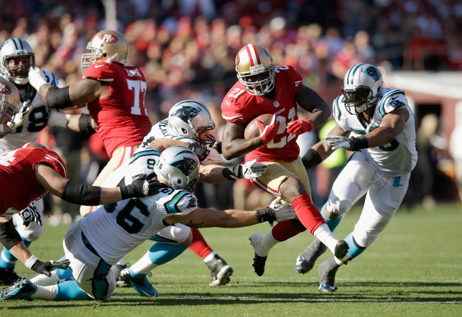Niners' Road to Super Bowl Isn't Easy