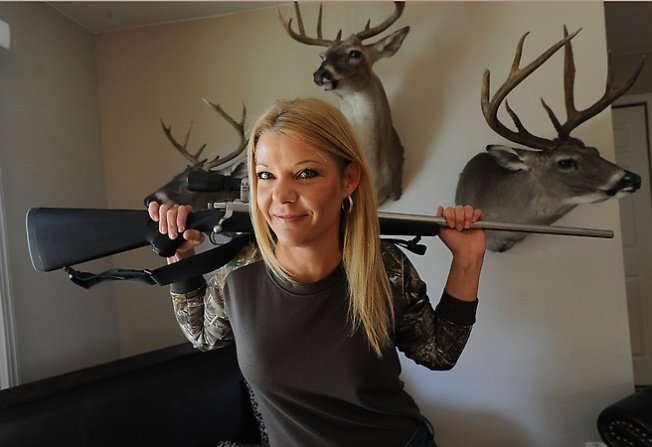 Concord Woman Named 'Extreme Huntress 2012'
