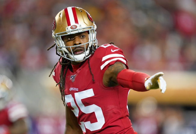 49ers' Sherman Donates $7,000 to Cover Santa Clara School's Student Lunch Debt