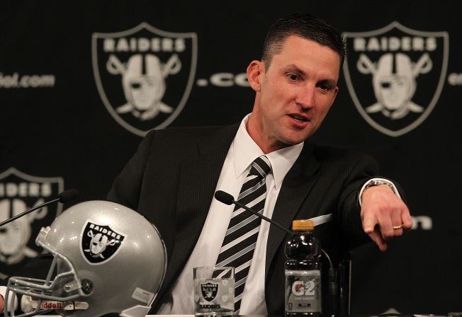 Even With Few Picks, Raiders are Focused on Evaluating Talent
