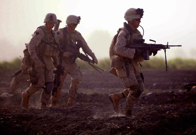 8 U.S. Troops Killed in Fierce Afghan Raid
