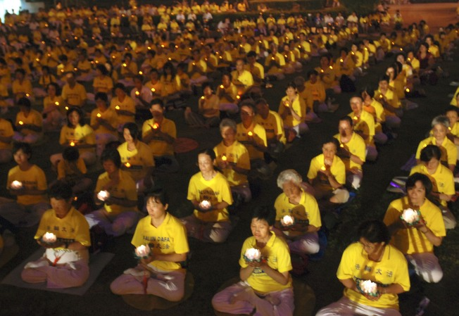Falun Gong Members Claim Chinatown Assaults