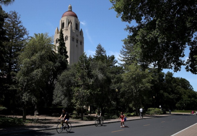 Stanford Ranked No. 1 in Forbes America's Top 25 Colleges