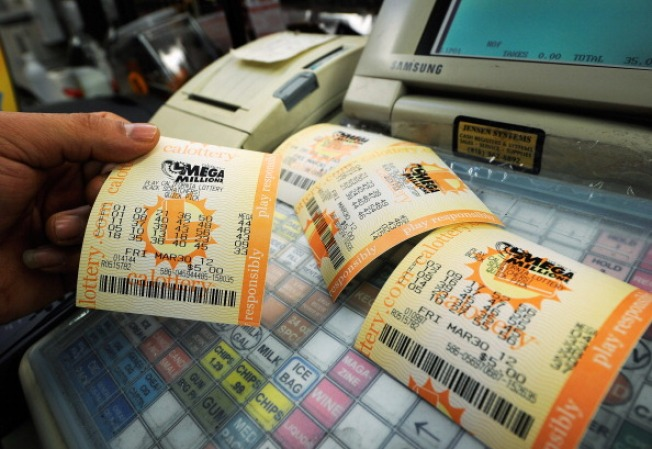 Friday night's Mega Millions drawing could bring $450M jackpot