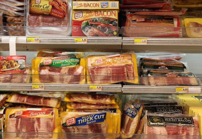 Bacon Gifts Grease Google for the Holidays